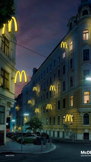 McDELIVERY - 麦乐送广告