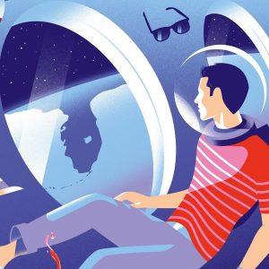 We Are Go - 佛罗里达太空旅游办公室广告:让太空旅行成为你假期的一部分