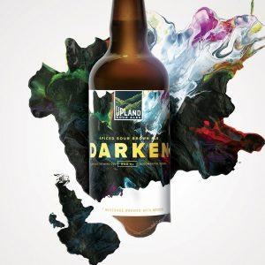 Upland Beer - Upland 啤酒广告