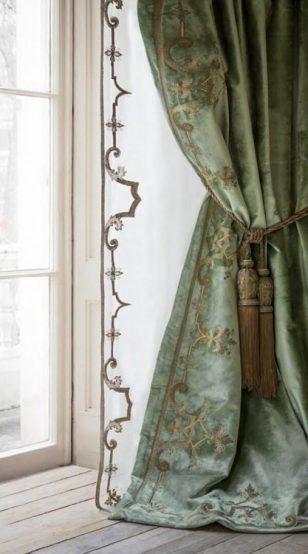 碎花窗帘系列