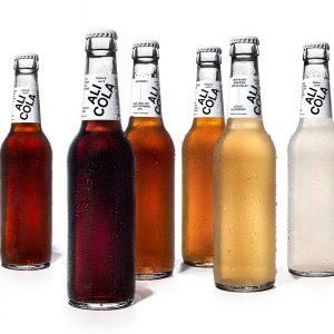 ALI COLA. The cola in skin colors.