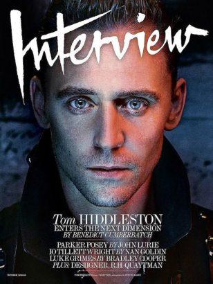 《Interview》杂志2016年10月号