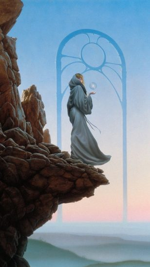 Verge - Michael Whelan 插画作品