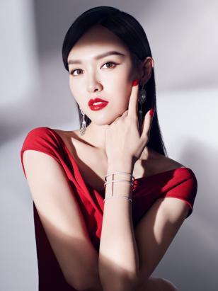 雅诗兰黛宣布唐嫣为中国区彩妆大使