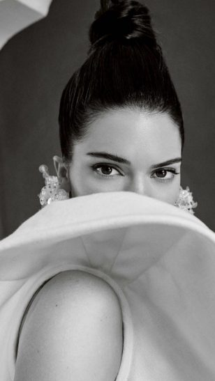 Indian Affair - 模特:Kendall Jenner  摄影:Mario Testino