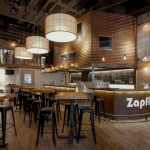 Zapfler Brewery and Restaurant