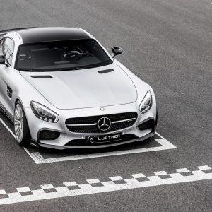 2017款奔驰AMG GT高清图片