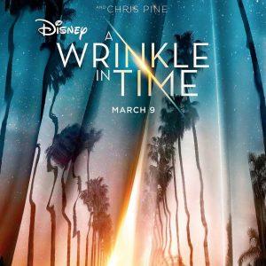 A Wrinkle in Time - 《时间的皱折》电影海报