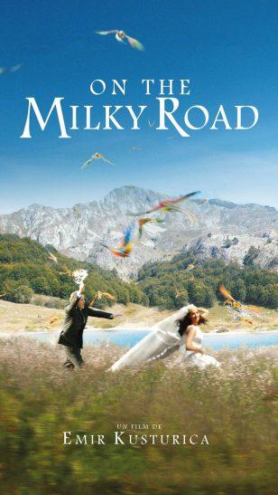 On the Milky Road - 《牛奶配送员的奇幻人生》电影海报
