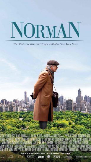 Norman - 《诺曼》电影海报
