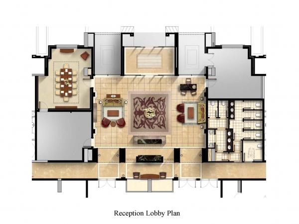 汤加王国女人_Mlito | HBA-中东瑟巴王国渡假酒店概念方案设计