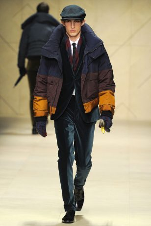Milan Fashion Week F/W 2012-13 Burberry Prorsum