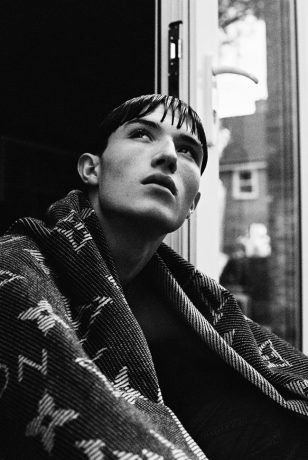 Jester White Dons Louis Vuitton Resort for Used Magazine