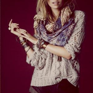 【LOOKBOOK】Free People Taps Cato Van Ee for its Harvest Moon Lookbook