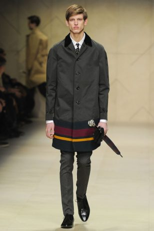 Milan Fashion Week F/W 2012-13 Burberry Prorsum