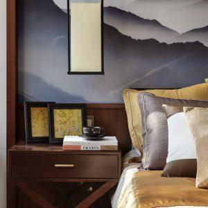 华地森林语洋房户型样板房设计