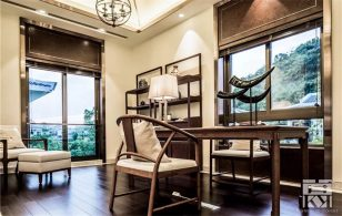 桂林水印长廊酒店度假别墅——高文安设计