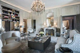 巴黎瑰丽酒店-Hôtel de Crillon,A Rosewood Hotel
