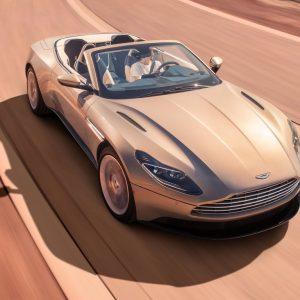 极品尤物 Aston Martin DB11 Volante