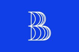 巴西现代主义英文字母设计