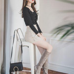 绝美长腿纤腰高挑美女性感写真