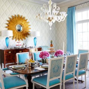 Caruth Residence- Dining Room