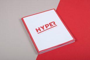 HYPER / The leaflet