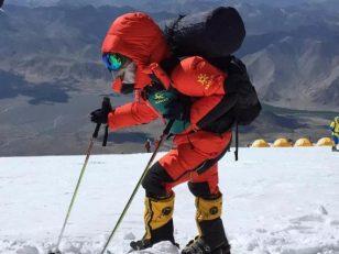 人类保暖装备的巅峰,KAILAS凯乐石连体羽绒服