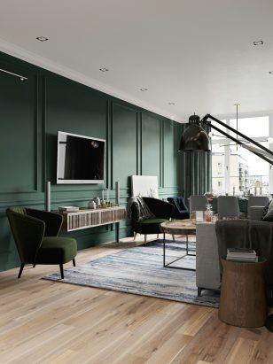 106平米 现代简欧 公寓设计