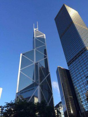 香港中银大厦