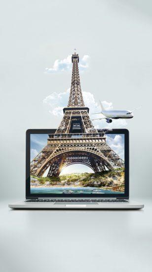 Favorite Places - 巴西机票订购网站 Rei das Milhas 创意广告:带上你的心仪之地