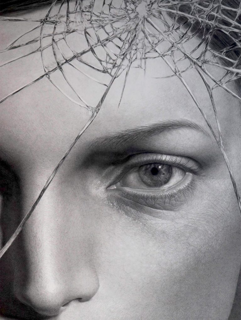 Cracked Portraits by Taisuke Mohri  ---  最新发布性感写真