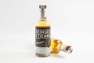 Georges Étienne Lafrance Brandy packaging乔治艾蒂安拉法国白兰地包装