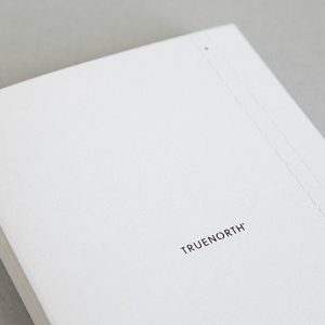 Truenorth / Book design