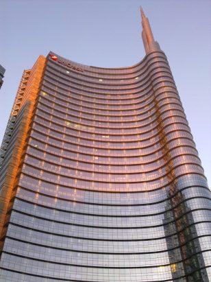 意大利联合信贷银行UniCredit SpA 总部大厦