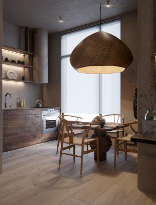 Bila Wabi Sabi Apartment
