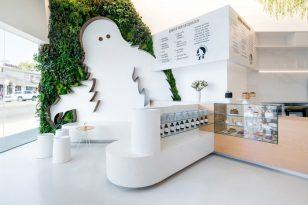 Sasquatch咖啡 (洛杉矶,美国) Dan Brunn Architecture
