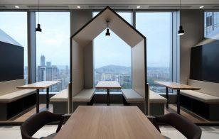 OPPO深圳湾总部员工餐厅 | 叁上叁设计