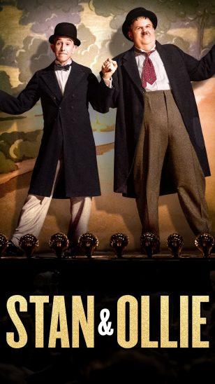 Stan & Ollie - 英国电影《斯坦和奥利》海报