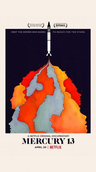 Mercury 13 - 美国纪录片《水星13号计划》海报