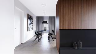 80 sq meters apartment