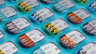 英国Tesco Finest Fish包装设计
