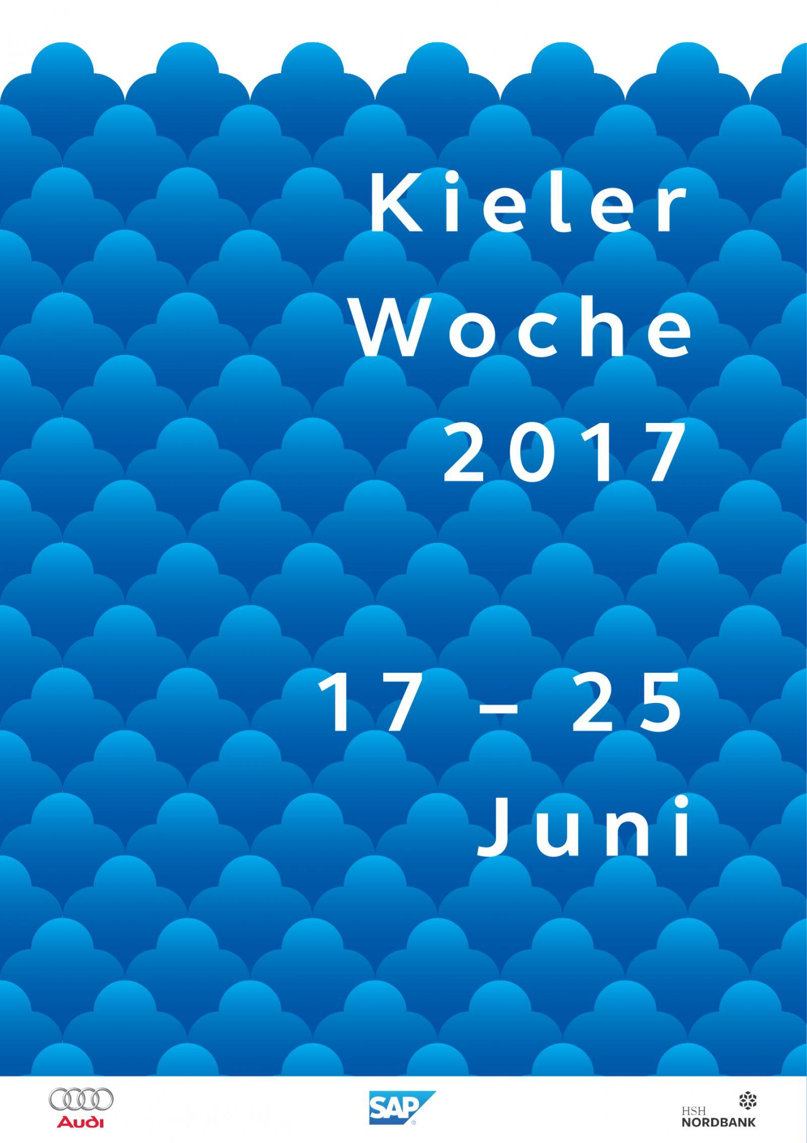 Visual Identity, Kieler Woche Competition, 2016