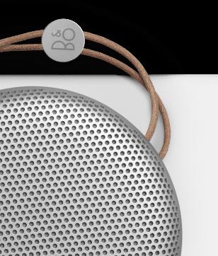 Beoplay A1 真正的可通话便携蓝牙扬声器