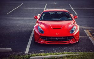 Ferrari法拉利 J50 跑车