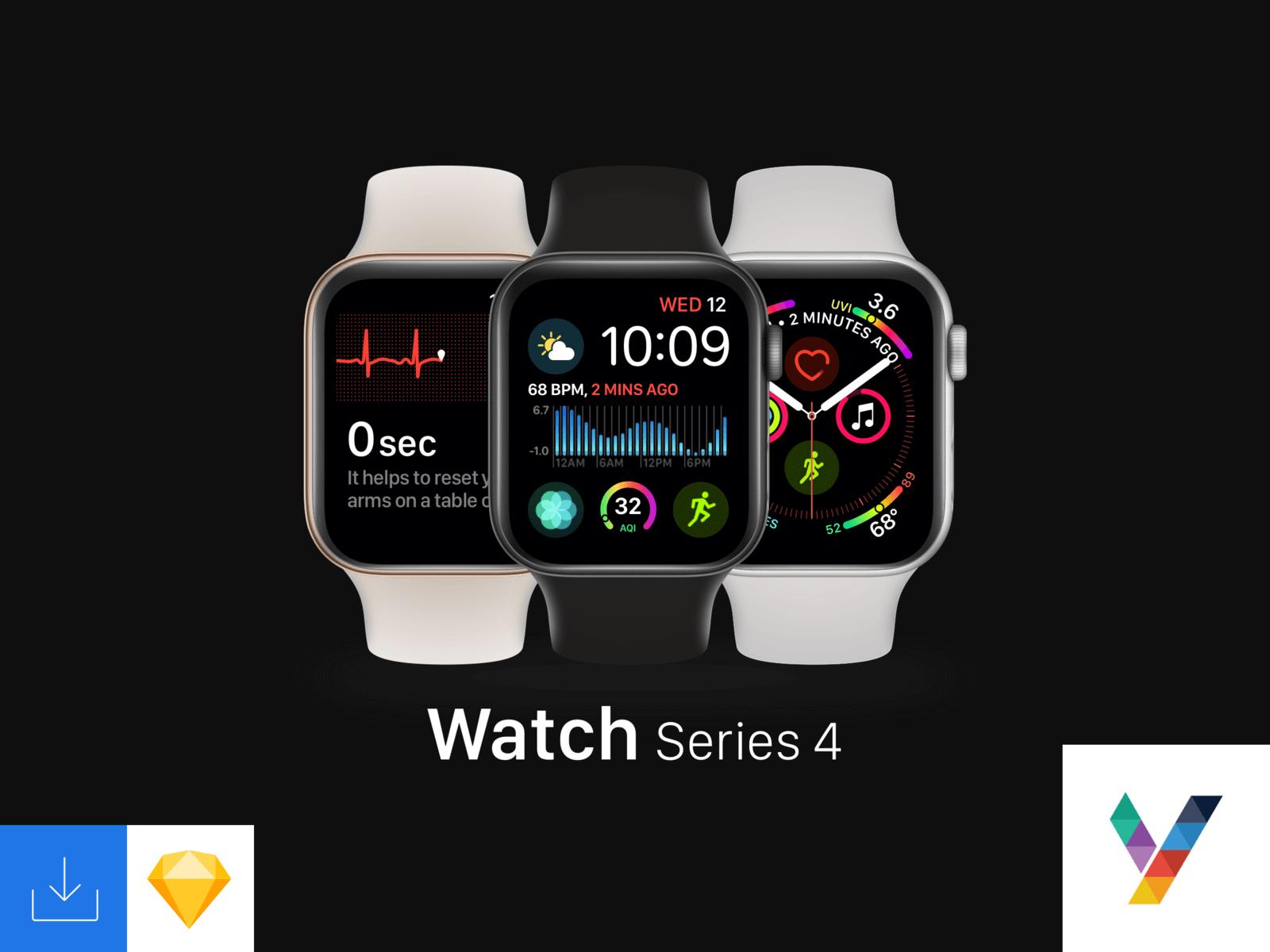 手表系列4样机