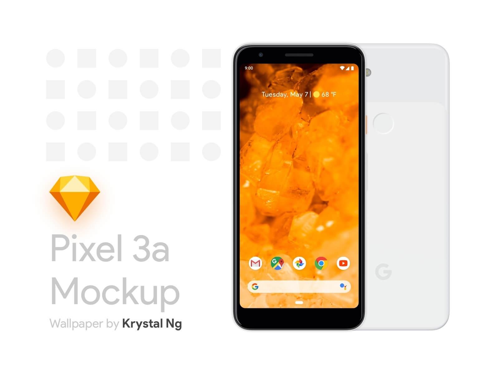 Pixel 3a 模型
