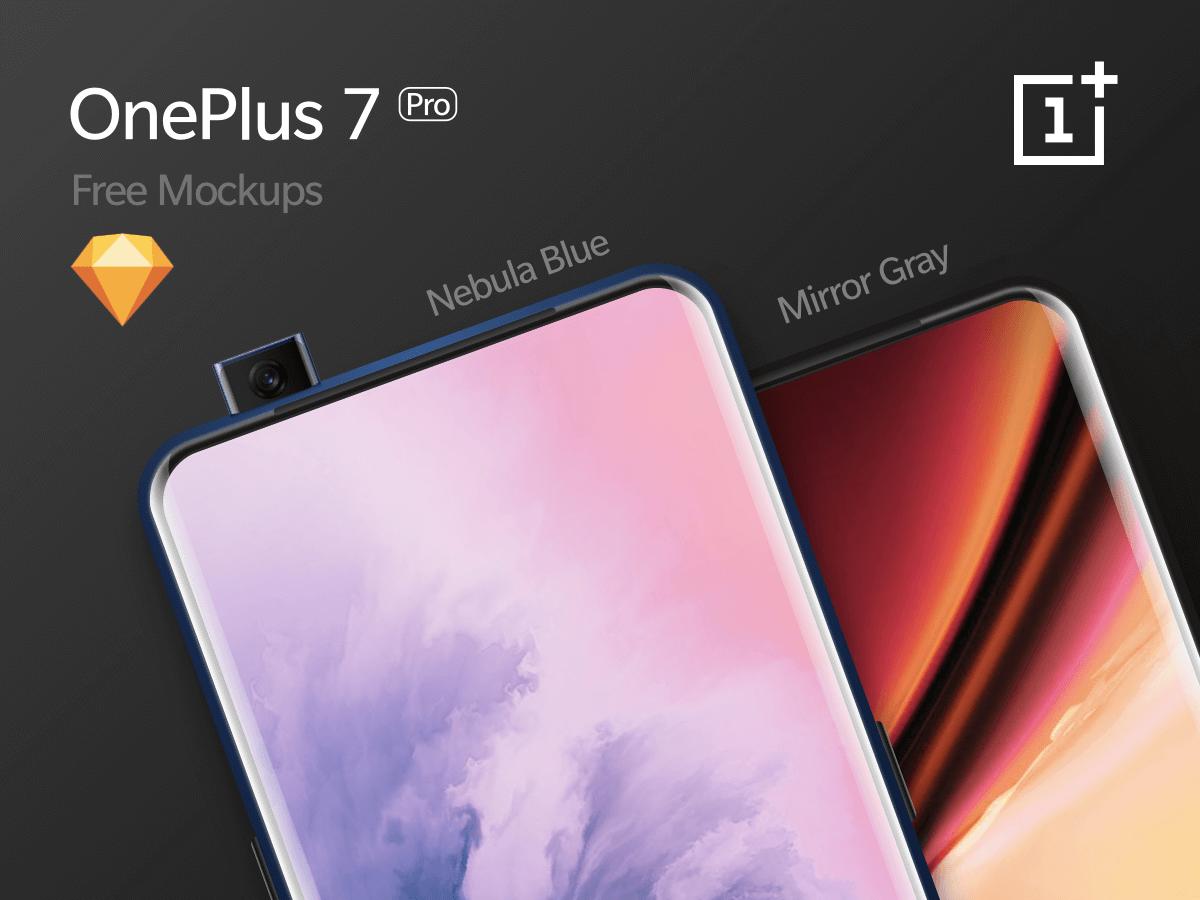 OnePlus 7 Pro-UHQ样机