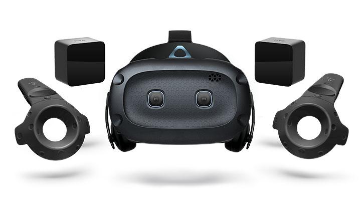 HTC 发布 VIVE COSMOS 系列,三款全能产品齐亮相