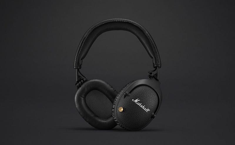 Marshall 发布 Monitor 系列第一款无线降噪耳机